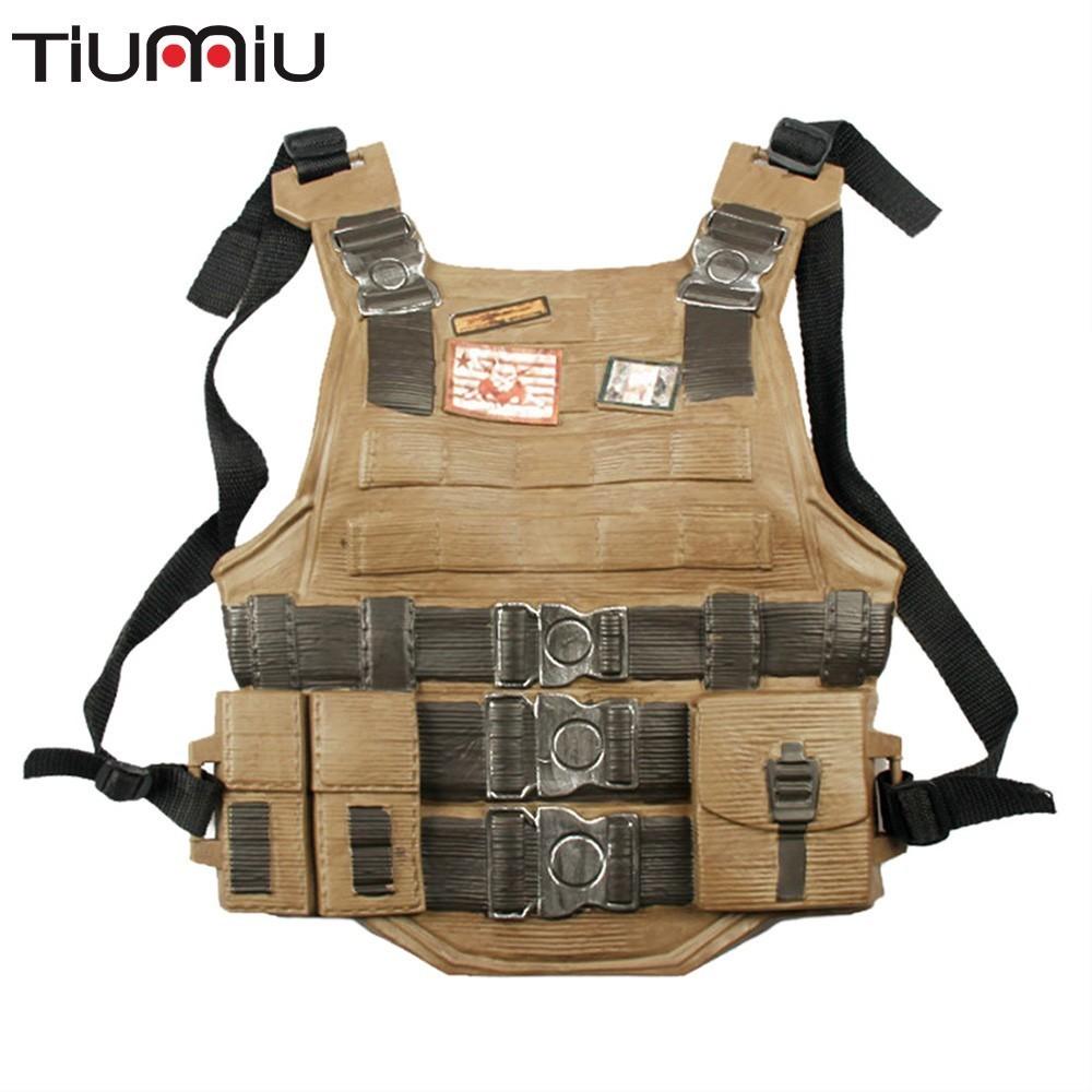 Military Army  Children Armor Hunting Tactical Body Protection Magazine Chest Rig Paintball For Nerf/airsoft Games Militar Ww2