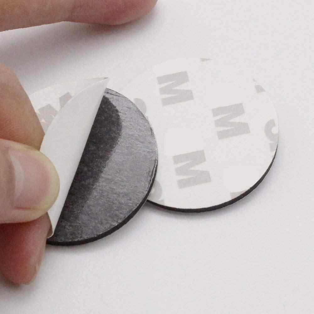 50 шт. крепкая двухсторонняя лента круглая лента для автомобиля Наклейка