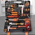 Électricien 35 outils ensembles outils de Sanying multifonction usage domestique outils à main combinaison boîte de réparation J6XY07