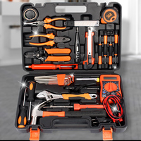 Electrician 35 tools sets Sanying tools Multifunction Household home use hand tools Combination repair Box J6XY07