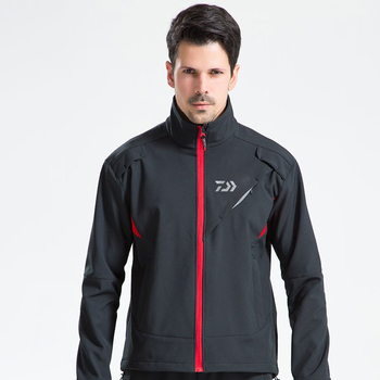 2018 DAIWA Daiwa Fishing Clothing Men Breathable Sport Camping Hiking Fishing Jackets Waterproof Autumn Winter Clothes Coat