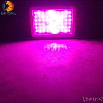 שבב כפול LED לגדול אור 600 W ספקטרום מלא שתילה הידרופוני 142 W כוח אמיתי חינם