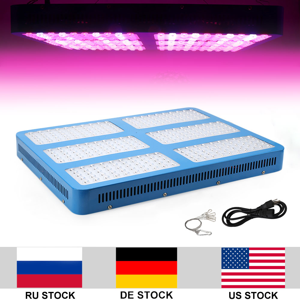 Full Spectrum 1000W 2000W 3000W LED Grow Lights For Tent Aquarium Garden Flowering Plant and Hydroponics System 200w full spectrum led grow lights led lighting for hydroponic indoor medicinal plants growth and flowering grow tent