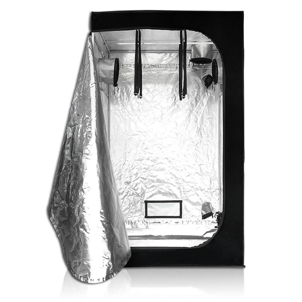 Image 4 - MasterGrow Led Grow Light Indoor Hydroponics Grow Tent,Grow Room Box Plant Grow, Reflective Mylar Non Toxic Garden Greenhouses-in Growing Lamps from Lights & Lighting