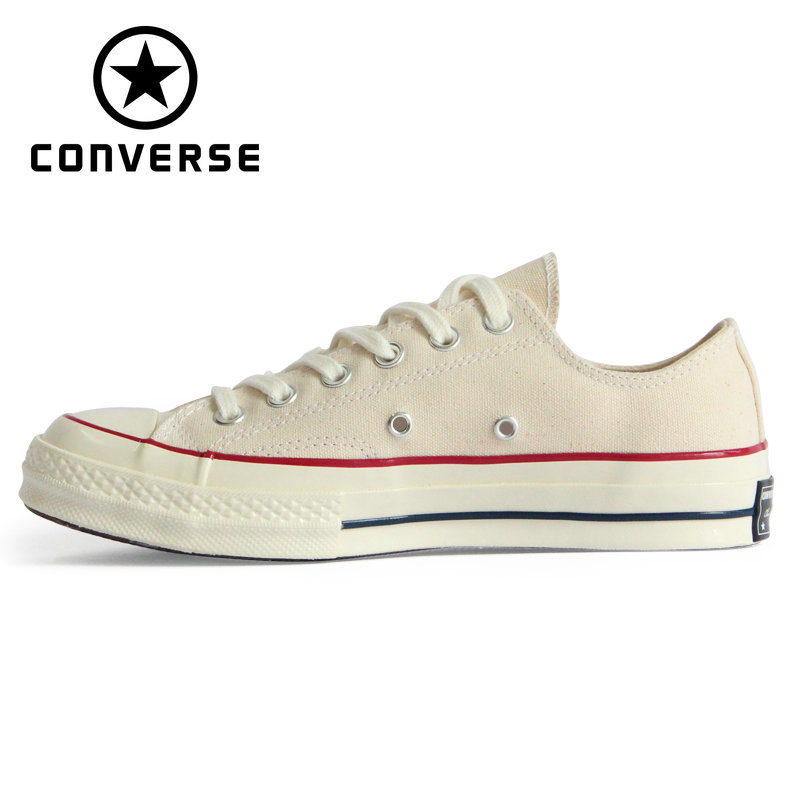 NEW Original Converse CHUCK 70 Retro Version 1970S  All Star Shoes Men And Women's Unisex Sneakers Skateboarding Shoes 162062C