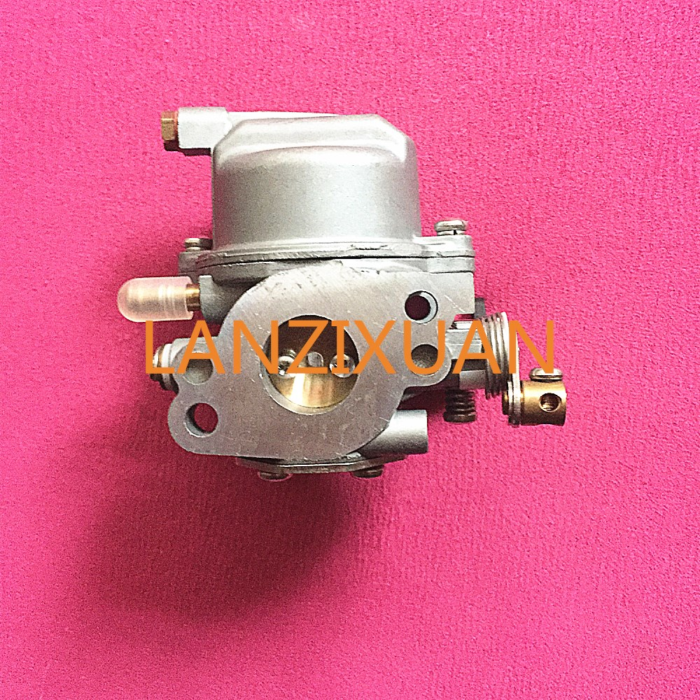 3R1-03200-1 803522T 3R1-03200-1-00 3AS-03200-0 Boat Motor Carburetor for Tohatsu Nissan 4hp 5hp / Mercury 2.5hp 4-stroke Boat 1 0