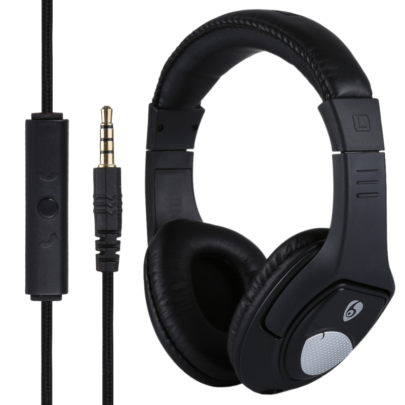 OVLENG HT31 Heavy Bass Stereo Music Headset with Detachable 3.5mm Audio Cable For iPhone, Samsung, Huawei and Other Smartphones.