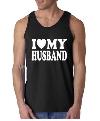 I Heart My Husband Men Tank Top2