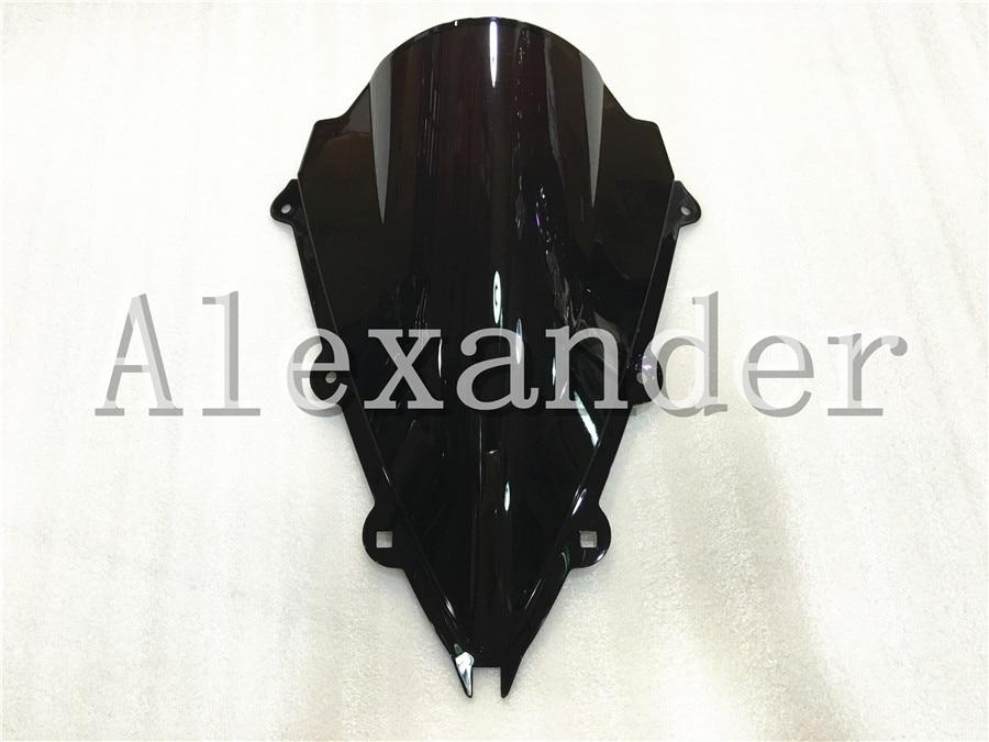 For Aprilia RSV4 R RSV4R RS4 125 50 2009 2010 2011 2012 2013 2014 2015 2016 black Brand Windshield WindScreen RSV 4