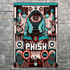 Art Poster Phish Cus...