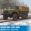 ТРУБАЧ 01012 1/35 Масштаб Русский Урал-4320