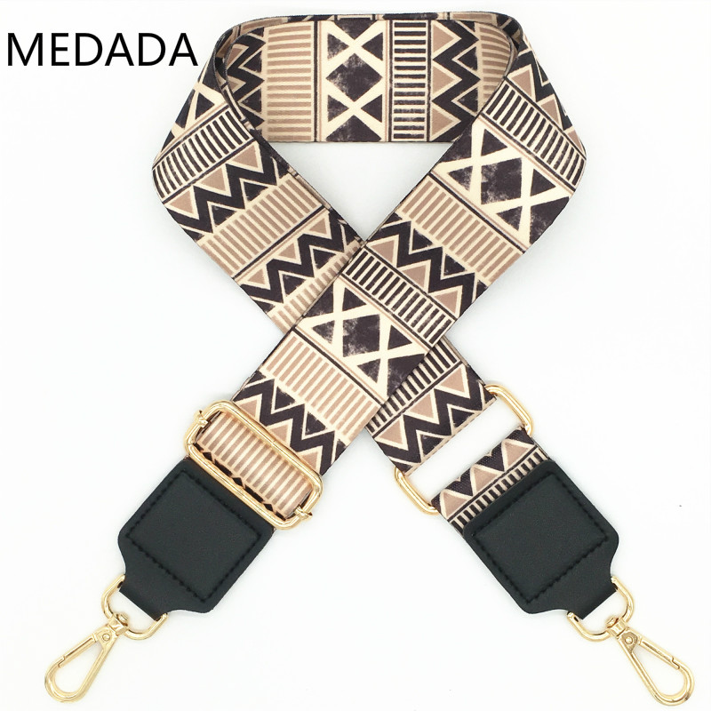 MEDADA  Nylon Womens Bags Wide  Handbag Belt  Shoulder Bag  Accessory Bag Part Adjustable Belt Strap Accessories