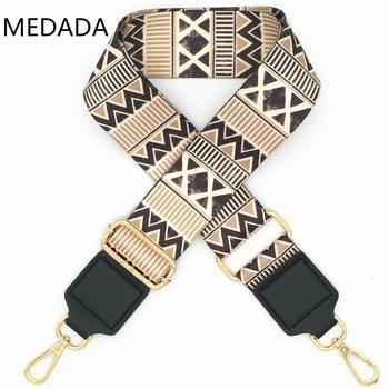 MEDADA  Nylon Womens Wide Handbag Belt Shoulder Bag Accessory Part Adjustable Strap Accessories - discount item  38% OFF Bag Parts & Accessories