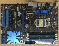 Original Motherboard Asus P7H55 USB3 LGA 1156 DDR3 H55 Desktop Motherborad