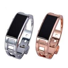 Uhr Android Bluetooth Armband Smartwatch D8 Intelligente Armreif Modeschmuck Luxus Uhr Für Samsung HTC Sony Smartphone uhren