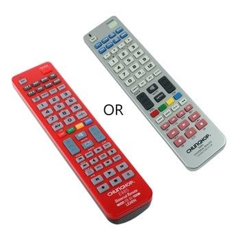 8 en 1 Universal controlador de Control remoto para TV CBL se sentó, DVD, VCR, AMP