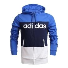 Original Adidas CT men's jackets Winter models Hoodie Sportswear free shipping