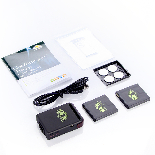 Free shipping GPS Tracker GSM / GPRS / GPS