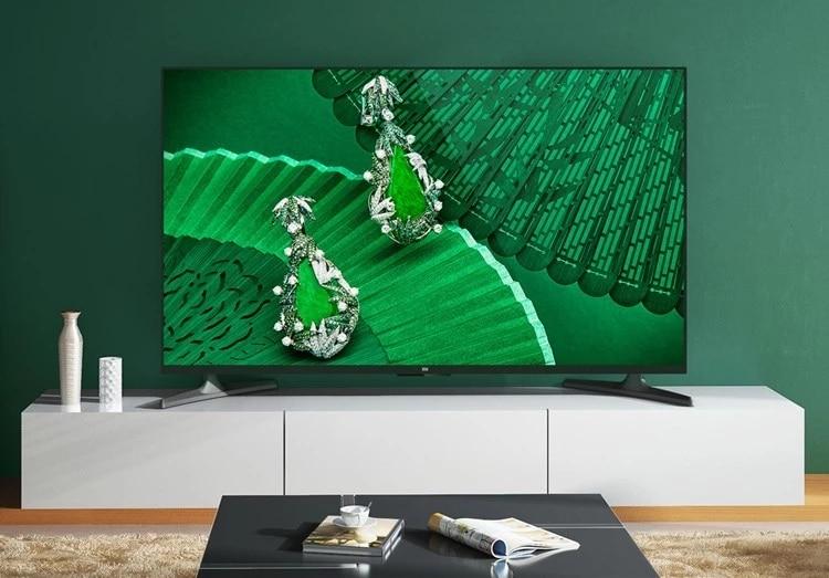 Nouveau écran 1080p 75 pouces Smart TV Mi télévision Led TV Lcd 75 vrai 4K Ultra HD