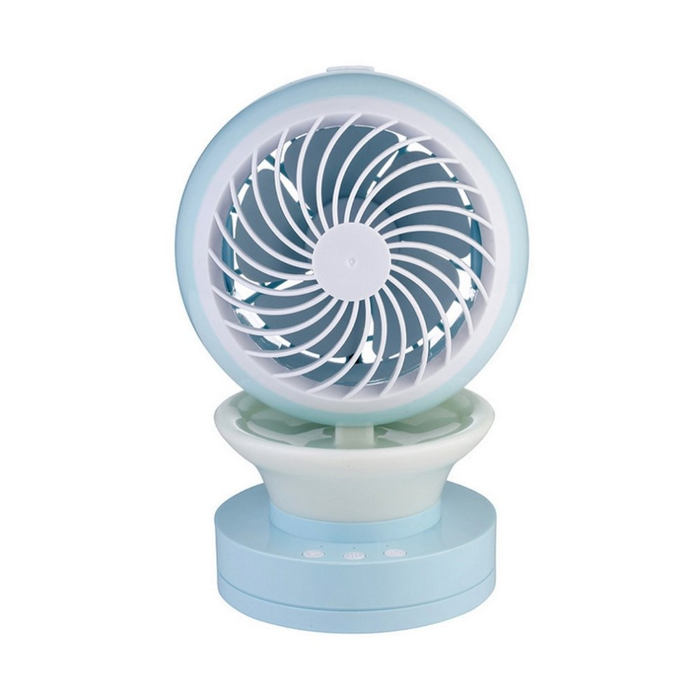 Portable Outdoor Mini Fans with LED Lamp Light Table USB Fan Spray Water Humidifier Personal Air Cooler Conditioner for Home new portable outdoor mini fans with led lamp light table usb fan spray water humidifier personal air cooler conditioner for home