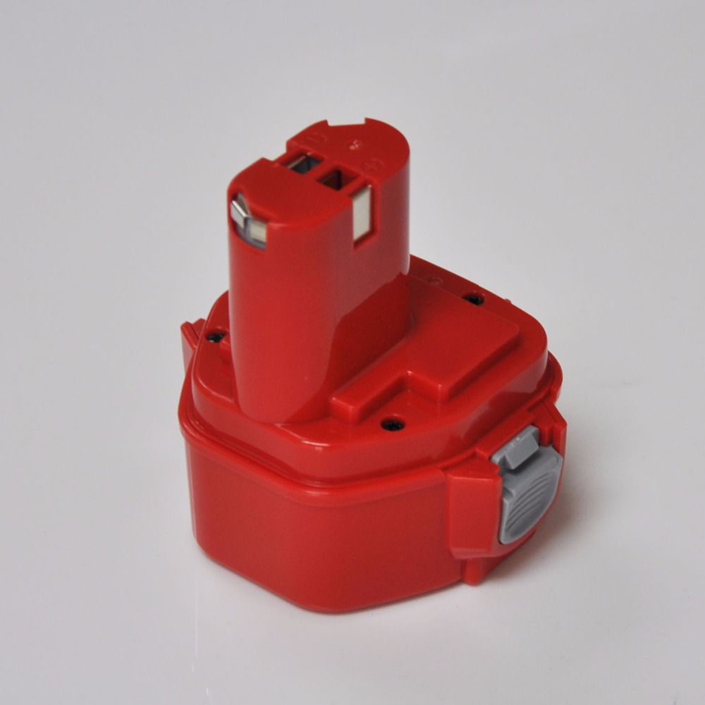 US <font><b>12V</b></font> 3.0Ah Rechargeable Ni-MH <font><b>battery</b></font> cell for makita cordless Electric drill screwdriver 1050D 6217D 4013D 4191D 6216D image