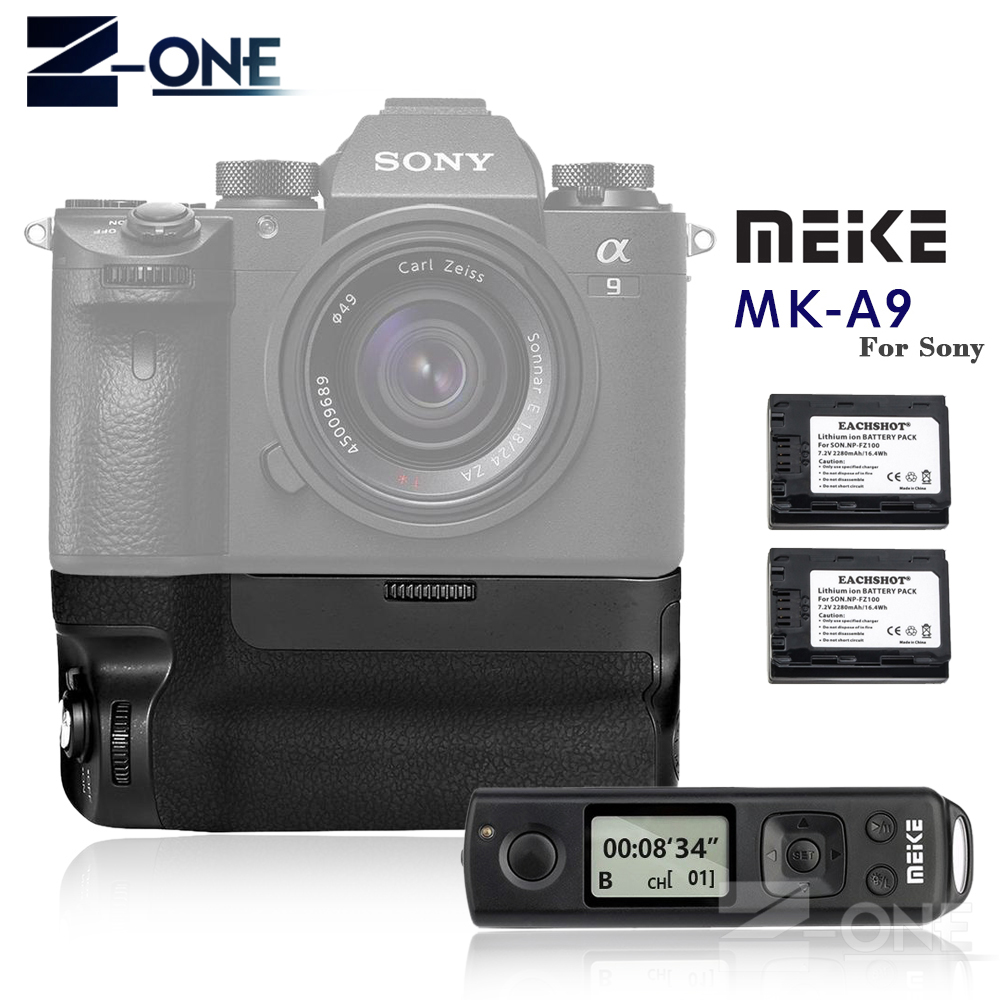 Https Item 32852189556html Ae01alicdn 84 2s2p 74v 18650 Holder With Battery Buildin Pcm Protection Circuit Meike Mk A9 Pro Handle Hand Grip Vertical As Vgc3em For Sony Alpha A7r