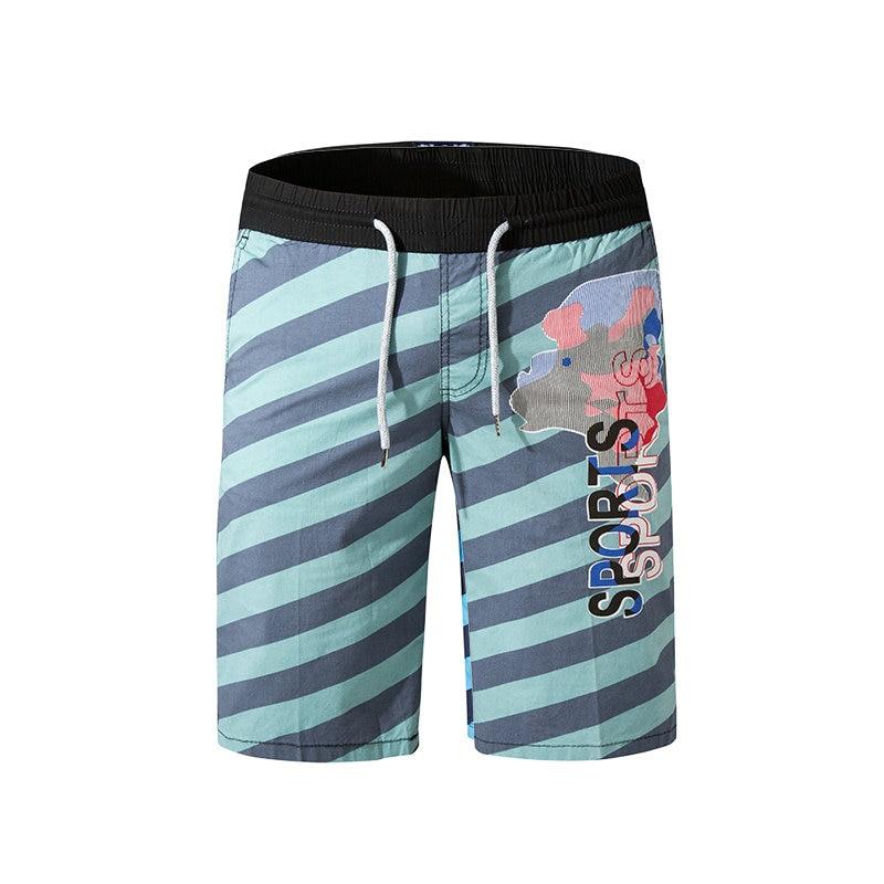 Summer Hot Sale Men' Beach Shorts cotton Quick Dry Printing Board Shorts Men Casual short masculino pantalon corto hombre M-3XL