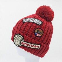 Фотография Fashion Womens Warm Fleece Inside Beanie Hats Winter Mink Raccoon Fur Pompom Hat Female skullies beanies knitted women