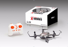 Free Shipping 2016 newest MJX  rc drone X904 2.4G 6-Axis gyro drone rc remote control drone quadcopter with or without camera