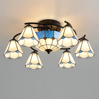 Коридор Зеркало Потолочный светильник проход веранда освещения современные светодиодные светильники потолочные для гостиной спальня Plafon