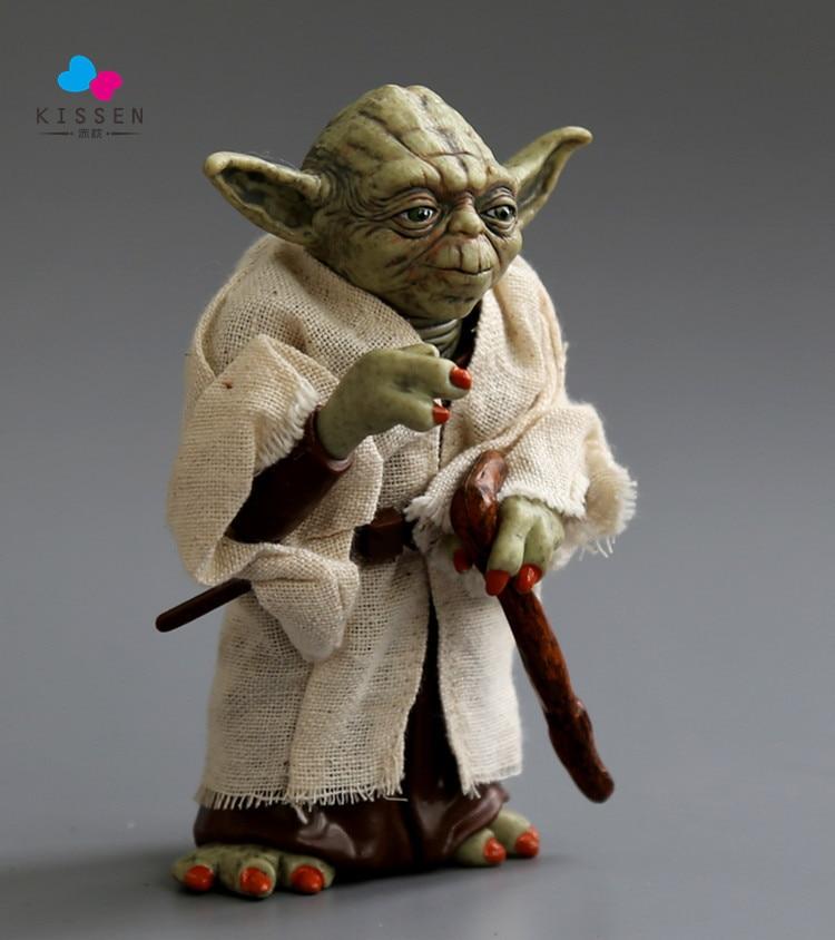 Kissen 12cm Star War font b Action b font font b Figure b font Toys Jedi
