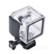 40M Diving Waterproof Housing Case For Gopro Session Camera GoPro Accessories