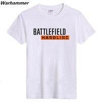 Battlefield Line Game Player S Love Tshirts Boy Plus Size Summer Tee Tshirts O Neck Cotton