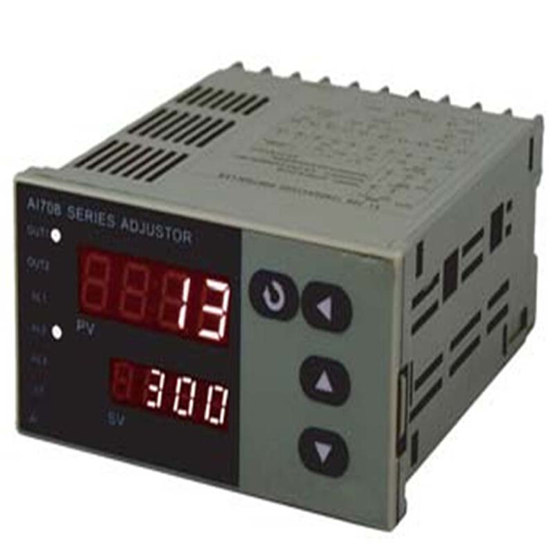 2016 New TOKY Intelligent PID High Temperature Controller Thermostat 110V 220V DC/AC Relay Thermocouple 0~1300 Degree genuine toky east tek te7 series te7 sb10w temperature controller