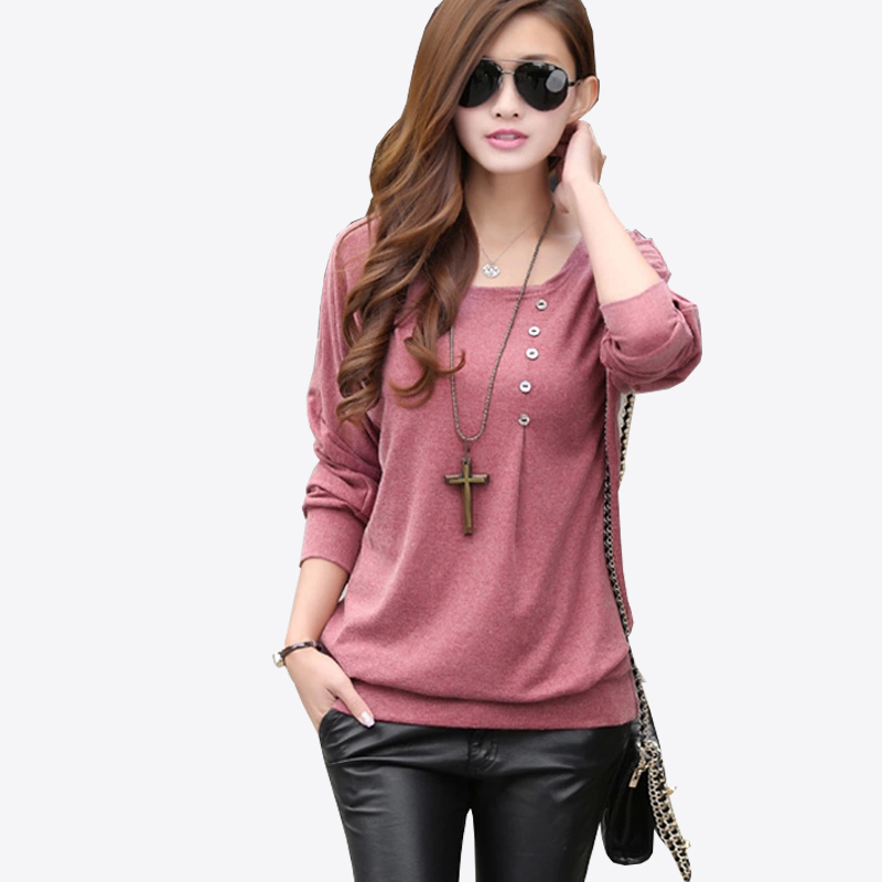blouse women blouses winter top bts 2018 with buttons long