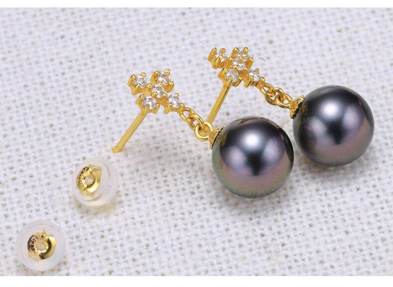 gold pearl earrings jewelry 55