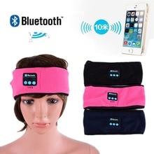 Fashion Wireless Warm Head Bluetooth Smart Caps Headphone Headset Speaker Mic Cap New