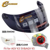 Newest Arrival Motorcycle Helmet Visor Fitting For AGV K5 AGV K3 SV CG902 CG316