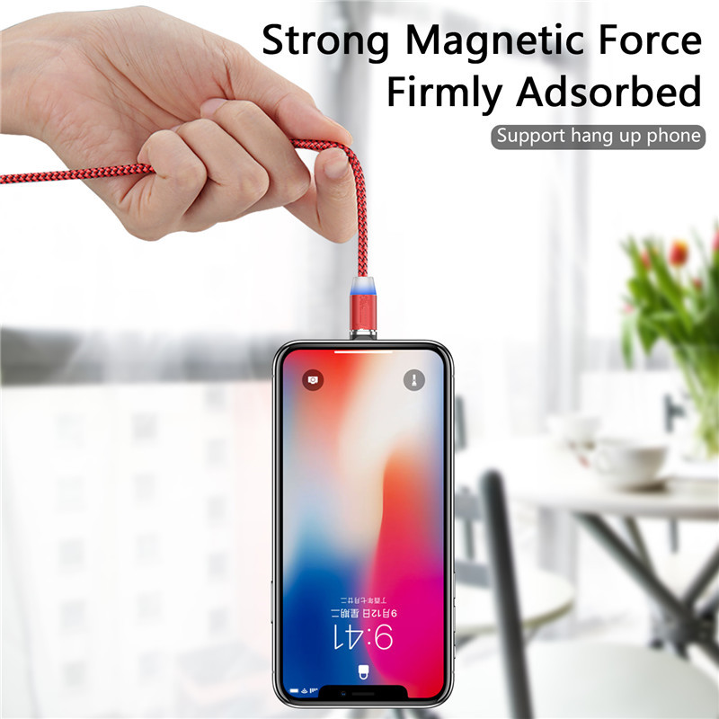 For Samsung A10 M10 A6 J4 J7 LG G3S Q60 K50 W30 cellphone QC 3.0 Fast charger + magnetic Micro USB Cable On Honor 9 lite 8A 8X