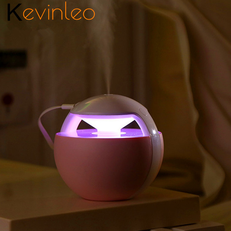 Aroma Diffuse Humidifier Cup Design 5V USB Lamp Aromatherapy Essential Oil Diffuse Mist Maker for Office Home face humidifier 25ml 5v aromatherapy essential oil diffuse fragrance mist fog maker at home office