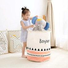 ONEUP składany kosz na bieliznę torba do przechowywania ubrań kosz na odzież do prania zabawki dla dzieci organizator przechowywanie rozmaitości gospodarstwa domowego