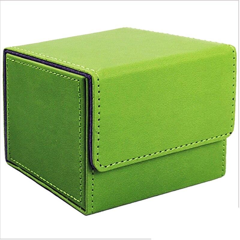 Trading cards Capacidade caixa caso recipiente de