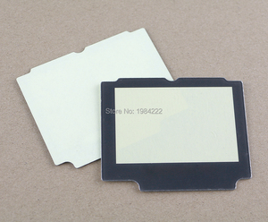 Image 3 - 50pcs/lot plastic screen lens cover for GameBoy Advance SP for GBA SP with adhesive