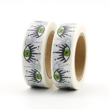 Washi Tape Japan 1.5 * 10meter Kawaii Clipping Tools Masking Paper