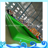 PVC Inflatable Bouncy Square Water Pool Large Custom Kids Adult Floating Inflatable Swimming Pool In China