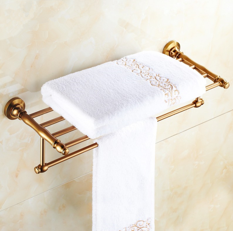 2016 Luxury Antique Design Towel Rack Modern Bathroom Accessories Towel  Bars Shelf  Fashion Towel. Compare Prices on Designer Towel Holder  Online Shopping Buy Low