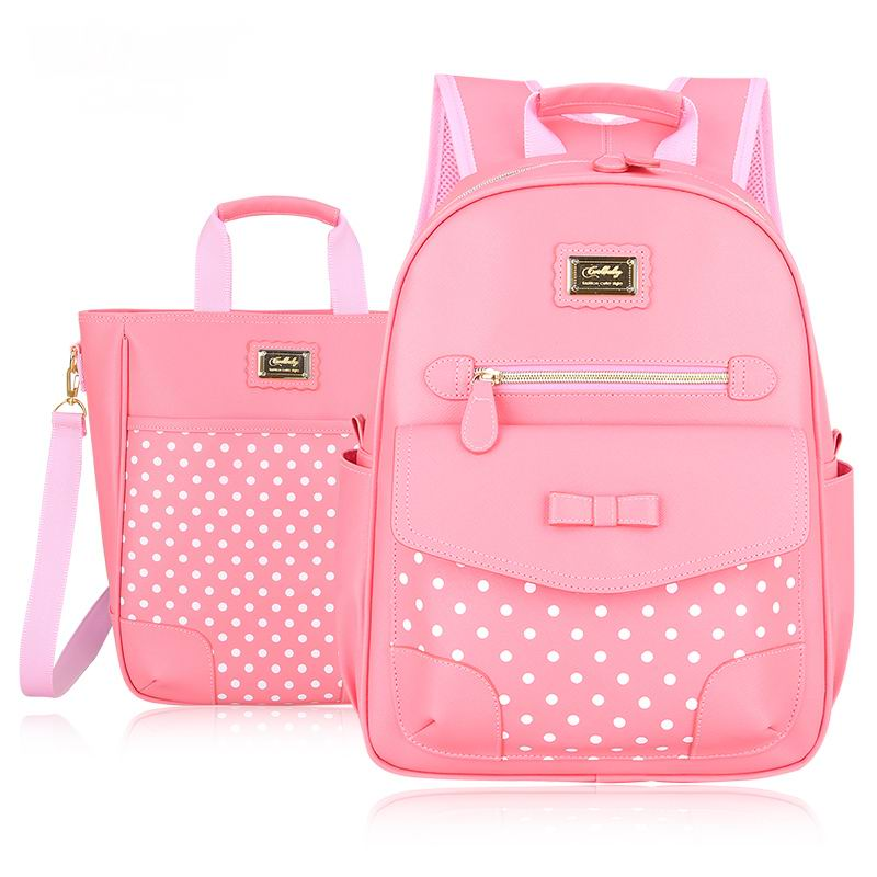 Fashion Grade1 6 Orthopedic Breathable Children Primary School Bags For Teenagers Girls Mochila Schoolbags Kids Backpack