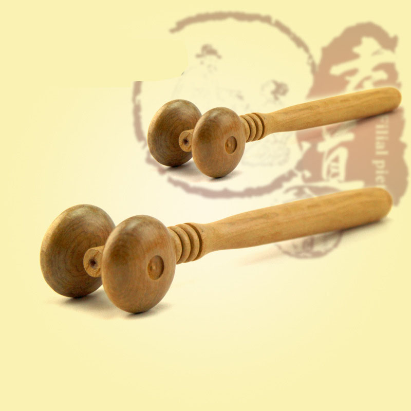 Face Massager Sandalwood Rub Green Rare Beauty Care Hand Wheel Lift Artifact