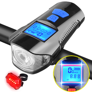 Bike Light Usb Rechargeable LE