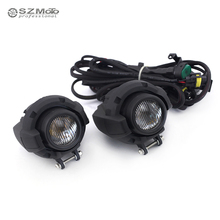 For BMW R1200GS F800GS F750GS F650GS R1150GS Front Driving Aux Lights Fog Lamp Assembly Motorcycle Accessories